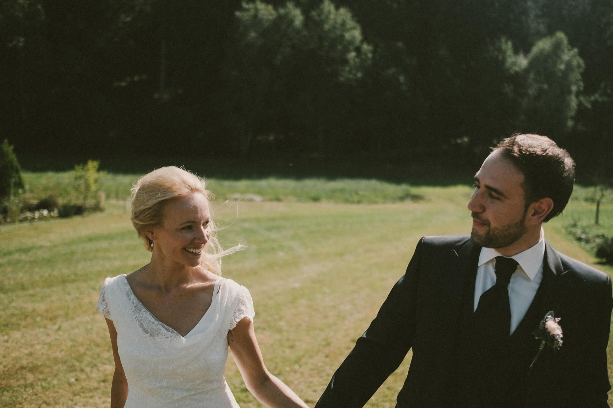 pure wedding photography