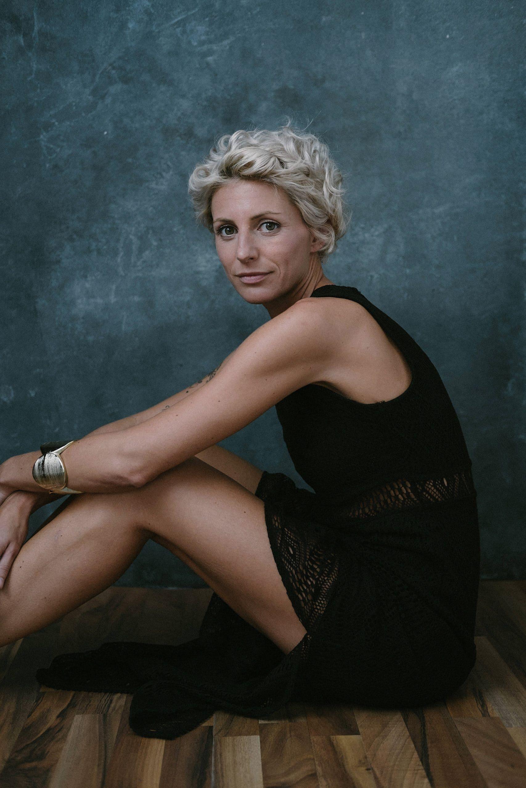Steffi, Fitnesstrainerin